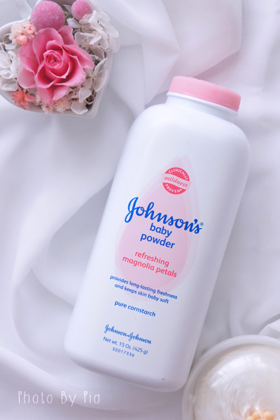 Johnson & Johnson, Baby Powder, Refreshing Magnolia Petals