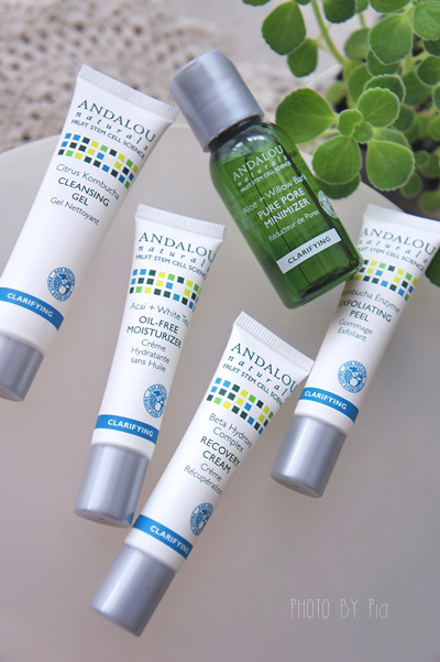 Andalou Naturals, Get Started Clarifying