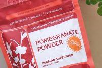 Navitas Naturals, Organic, Pomegranate Powder