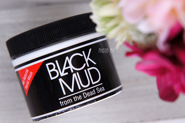 Sea Minerals Black Mud