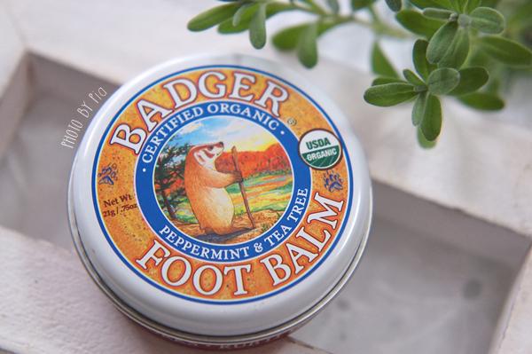 Badger フットバーム