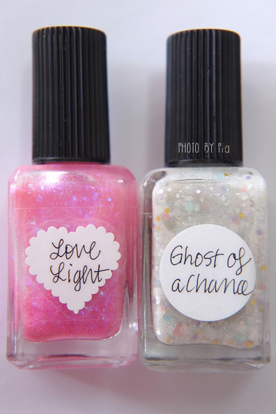 Lynnderella LoveLight Ghost-of-a-chance
