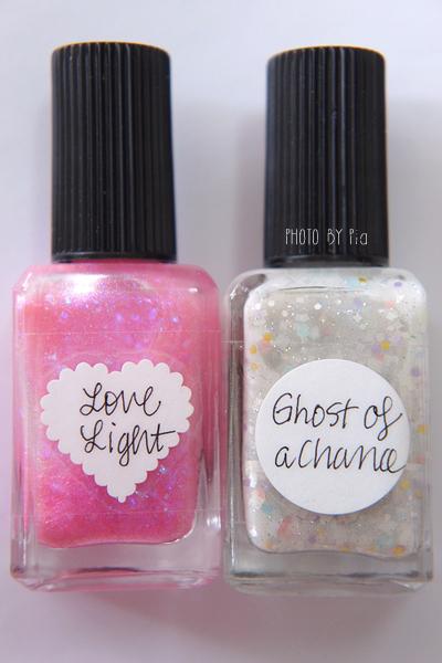 Lynnderella LoveLight Ghost-of-a-chance