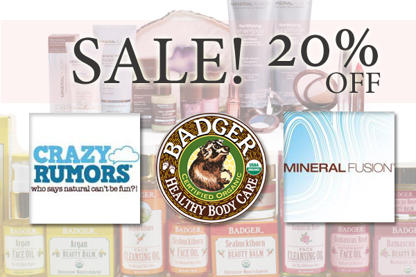 badger-sale