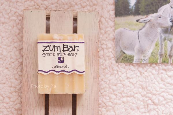 Indigo Wild Zum Bar Goat's Milk Soap