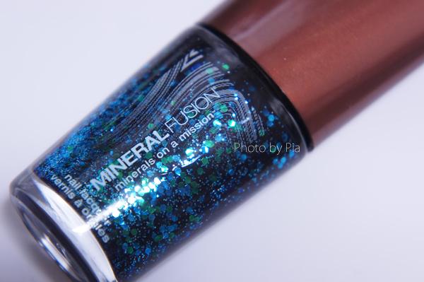 Mineral Fusion Galaxy
