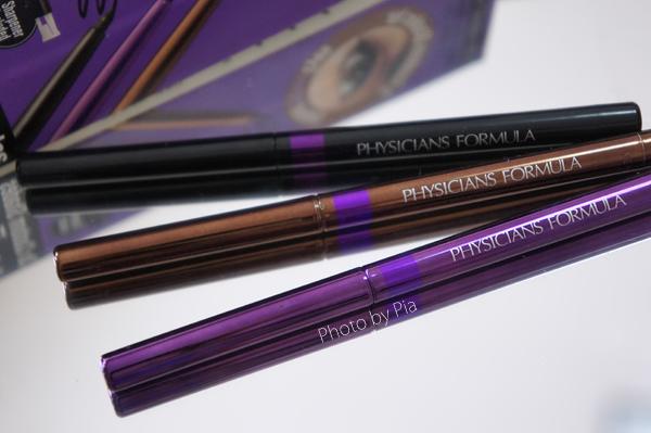Physician's Formula, Inc., Shimmer Strips, Custom Eye Enhancing Eyeliner Trio, Brown Eyes