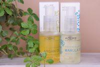 Acure Organicsのアルガンオイルとマルラオイル