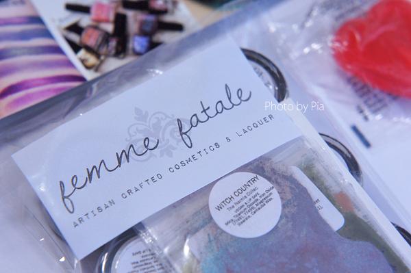 Femme fatale cosmetics