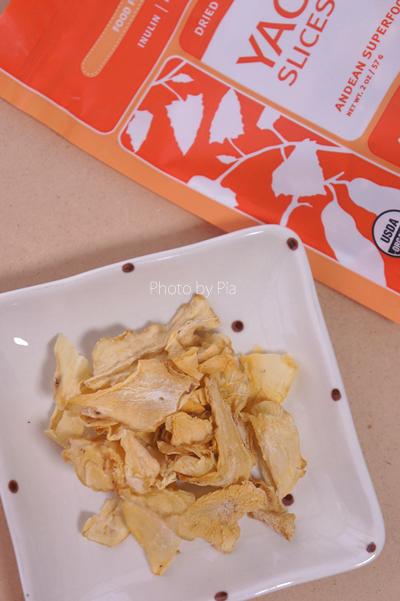 Navitas Naturals Yacon Slices