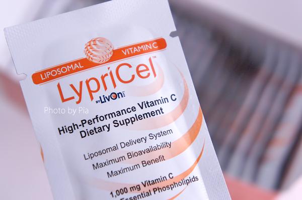 ビタミンC点滴並みのサプリ、リプライセルのリポソームビタミンC Lypricel Liposomal Vitamin C