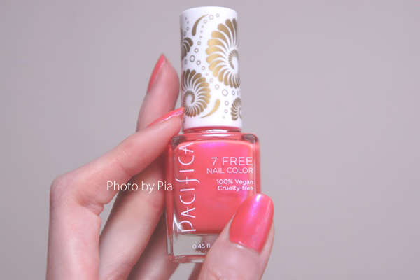 Pacifica, 7 Free Nail Color, Daydreamer
