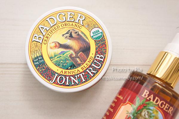 Badger Company, ソア・ジョイント・ラブ,アルニカ・ブレンド