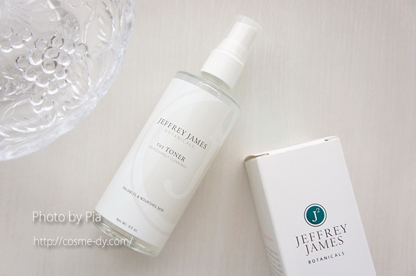 Jeffrey James Botanicals, The Toner