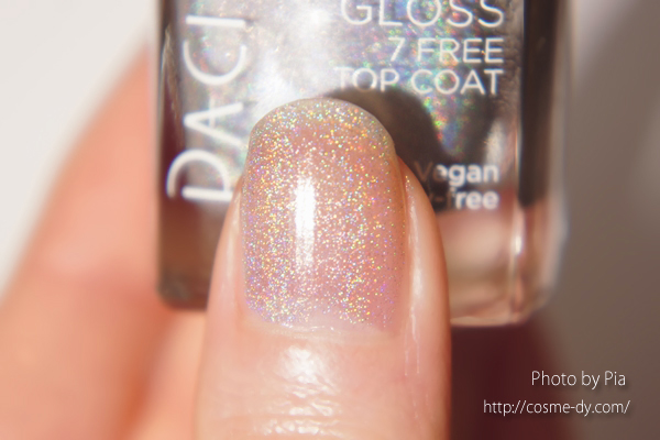 Pacifica Rainbow-Gloss Top Coat